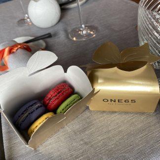 4pcs Macaron gift set