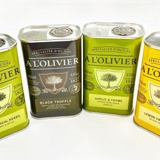 A L'Olivier Infused Olive oils