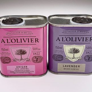 A L'olivier Infused Olive oil
