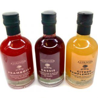 A L'olivier Vinegars