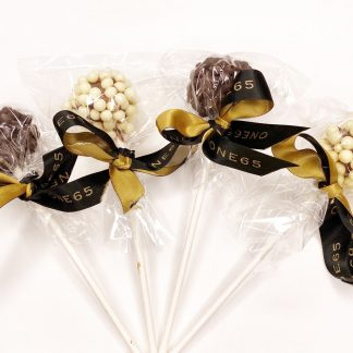 Chocolate Covered Lolipops