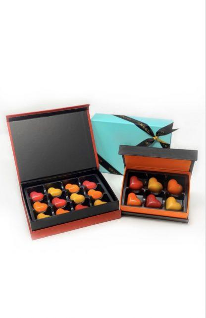 Valentine's Chocolate in a box